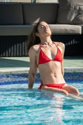 Katie Waissel in a Bikini - Italy 10/17/2020