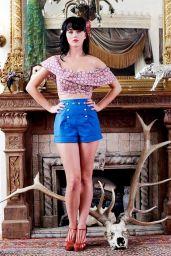 Katy Perry - Observer Magazine 2008