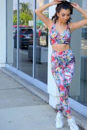 Kelsey Leon - Social Media Photos and Videos 10/08/2020