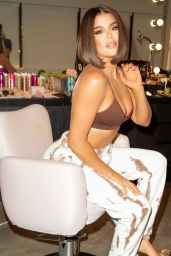 Khloe Kardashian - Home Photoshoot 08/20/2020