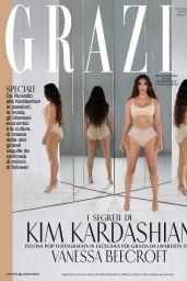 Kim Kardashian – Grazia Magazine Italy 10/08/2020 Issue