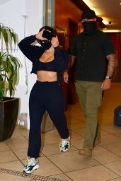 Kim Kardashian - Leaves a Skin Care Appointment in Beverly Hills 10/07/2020