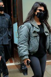 Kourtney Kardashian – Leave the Greenwich Hotel in NY 10/12/2020
