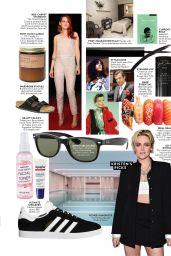 Kristen Stewart - InStyle November 2020 Issue