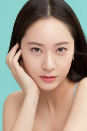 Krystal Jung - CLIO Korea Fall/Winter Collection 2020