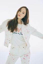 "Krystal Jung - Ralph Lauren ""Pink Pony"" Collection 2020"
