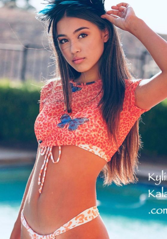 Kylin Kalani - Social Media Photos and Videos 10/05/2020
