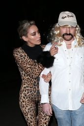"""Larsa Pippen - Private """"Halloween"""" Costume Party at a Residence in Beverly Hills 10/29/2020"""