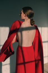 Larsen Thompson - Flaunt Magazine Photoshoot October 2020