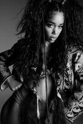 Laura Harrier - V Magazine August 2020