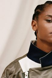 Letitia Wright - The Edit by Net-A-Porter October 2020