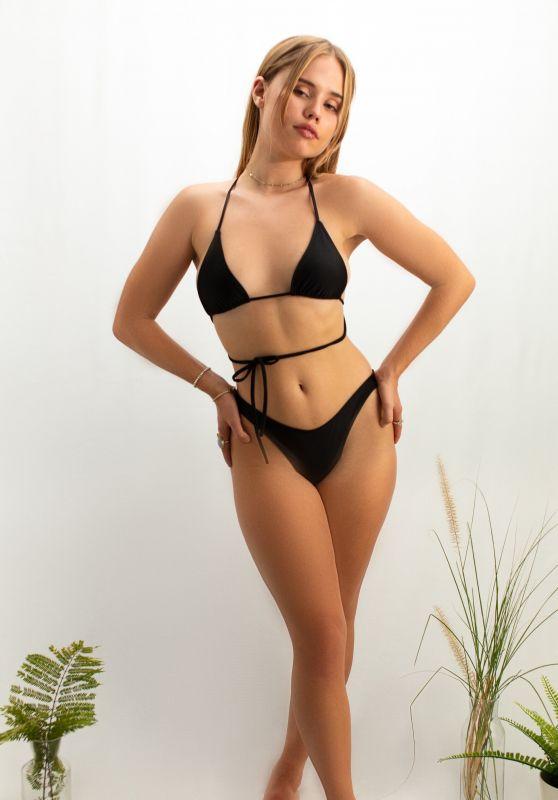 Lexee Smith - Kiiana Bikini Photoshoot October 2020