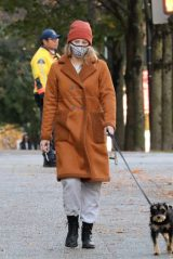 Lili Reinhart - Walk in Vancouver 10/26/2020