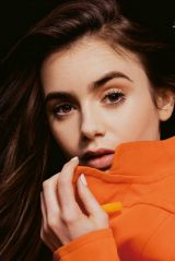 Lily Collins - Grazia Magazine Italy October 2020 Issue