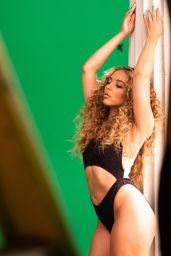 """Little Mix – """"Holiday"""" Music Video Stills and BTS (more photos)"""