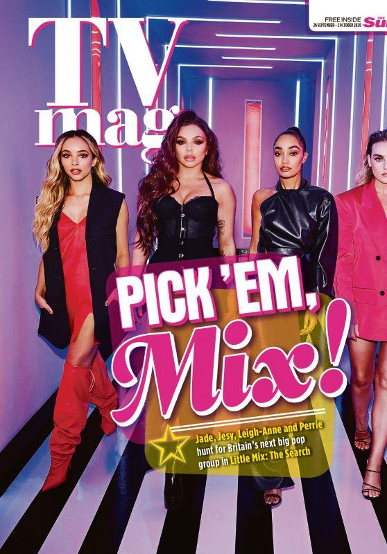 Little Mix - TV Mag Magazine 2020