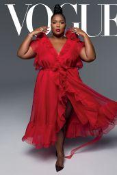 Lizzo - Vogue Magazine Photoshoot October 2020