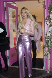 "Louisa Johnson – ""Sophie Tea Art: Send More Nudes"" Private View in London 10/28/2020"