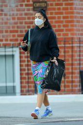 Lourdes Leon - Shopping in SoHo NY 10/10/2020