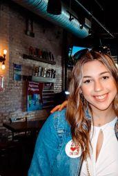 Mackenzie Aladjem - Social Media Photos 10/04/2020