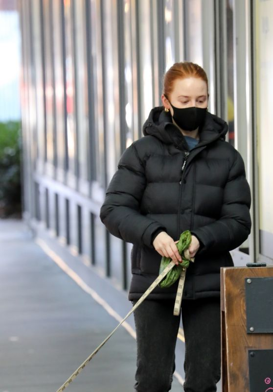 Madelaine Petsch - Out in Vancouver 10/26/2020