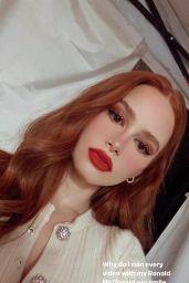 Madelaine Petsch - Social Media Photos and Video 10/01/2020