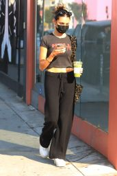 Madison Beer - Shopping on Melrose Avenue in West Hollywood 09/30/2020