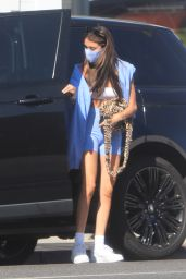 Madison Beer - Shopping on Melrose in West Hollywood 09/19/2020