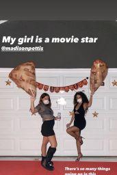 Madison Pettis - Social Media Photos 10/07/2020
