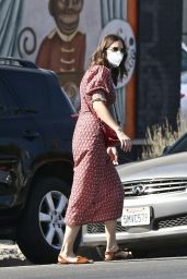Mandy Moore - Out in LA 09/30/2020