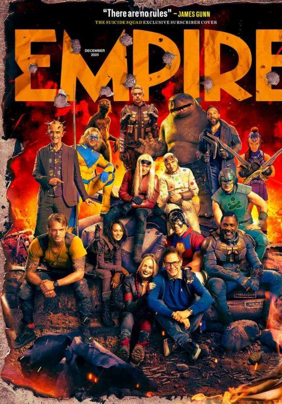 Margot Robbie - Empire magazine The Suicide Squad Issue December 2020