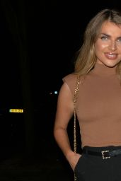 Maria Wild Night Out Style – London's Chelsea 10/05/2020