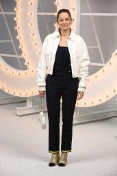 Marion Cotillard - Chanel Womenswear Spring Summer 2021 Fashion Show in Paris 10/06/2020