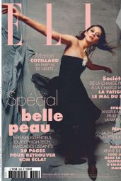 Marion Cotillard - ELLE France 10/23/2020 Issue