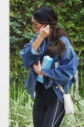 Megan Fox in Casual Outfit - Los Angeles 10/06/2020