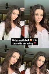 Meika Woollard - Social Media Photos 10/16/2020