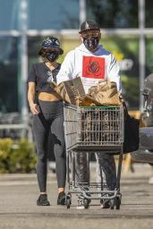 Miley Cyrus - Grocery Shopping in LA 10/13/2020