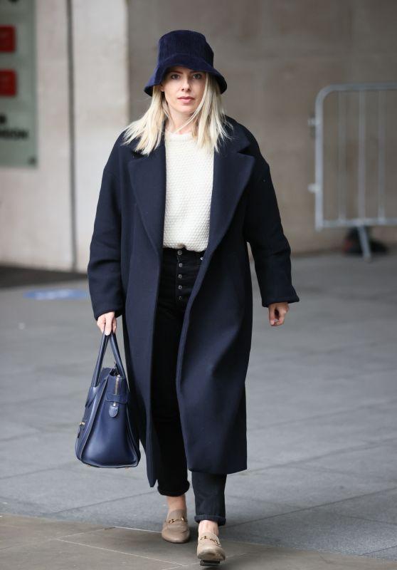 Mollie King Autumn Style - London 10/24/2020