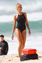 Natalie Roser - Bikini Photoshoot on Maroubra Beach in Sydney 10/09/2020
