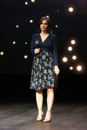 Nathalie Pechalat - Sportel Awards Gala in Monaco 10/27/2020