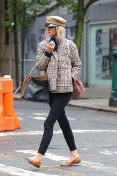 Nicky Hilton Autumn Street Style 10/28/2020