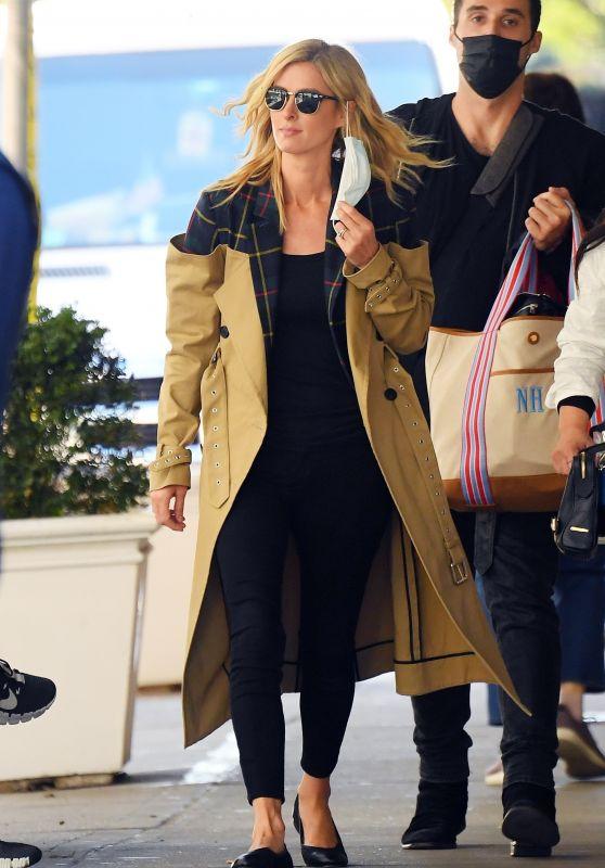 Nicky Hilton - Photoshoot in SoHo, NY 10/14/2020