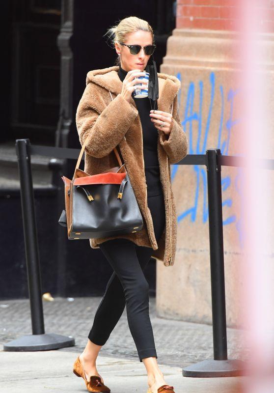 Nicky Hilton Street Style - SoHo 10/20/2020