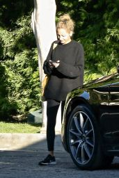 Nicole Richie - Out in West Hollywood 10/30/2020