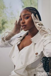 Normani - Photoshoot for Teen Vogue Magazine October 2020