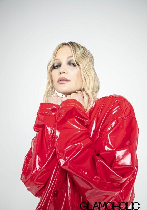 Olivia Holt - Glamoholic Fall 2020 Cover and Photos