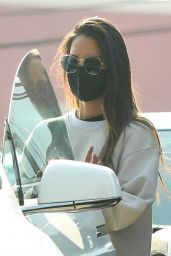 Olivia Munn - Leaving Her Gym in Los Angeles 10/06/2020
