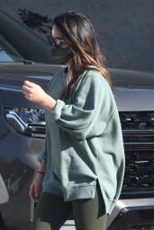 Olivia Munn - Out in Los Angeles 10/28/2020