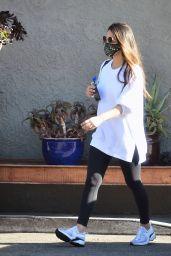 Olivia Munn Street Style - Los Angeles 10/26/2020