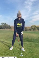 Paige Spiranac Photos and Videos 10/19/2020
